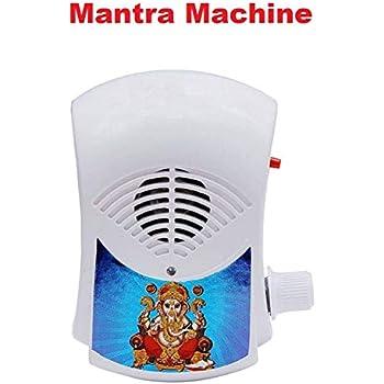 Buy Junos 35 in 1 Types Religios Mantra Machine/Gayatri Mantra