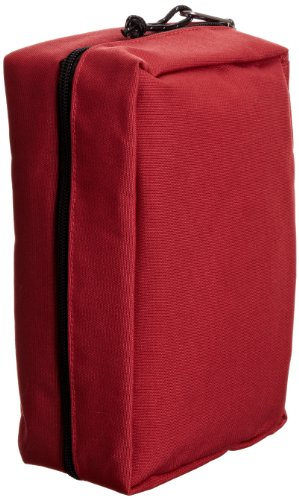 Eastpak Krimp EK30523E, Unisex - Erwachsene Messengerbag, Braun (Mental Brown) Pilli Pilli Red