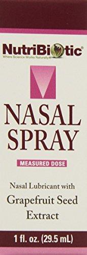 Nutribiotic Nasenspray mit Grapefruitsamenextrakt im Test