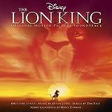 The Lion King-Original Motion Picture Soundtrack [Vinyl LP]