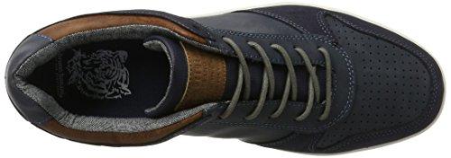Bruno Banani 136 195, Sneakers basses homme Bleu Marine