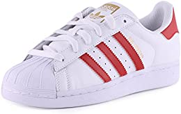 adidas superstar weinrot damen
