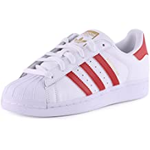 the latest 0fa0f d469b adidas donna superstar rosse