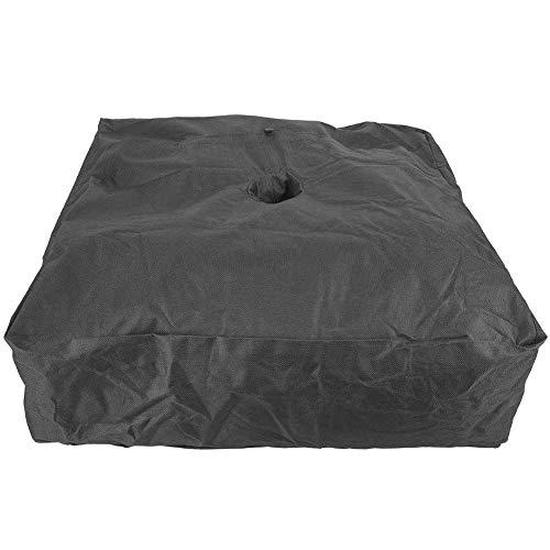 idalinya Square Umbrella Base Weight Bag Markise Sandsack Winddicht Für Fahnenmasten für Patio-Offset- und Cantilever-Regenschirme -