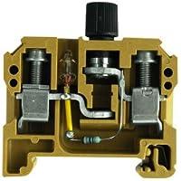 Industria di backup Serie morsetto unità di imballaggio Saks 1/35G20GL 115VAC Weidmüller contenuto: 10pezzi