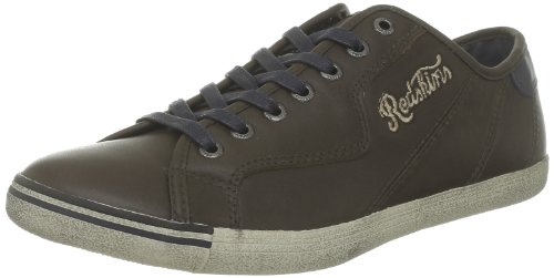 Redskins - Upward, Sneaker Uomo Marrone (Braun (Marron Navy))