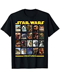 Star Wars Fan Fave Creatures Camiseta