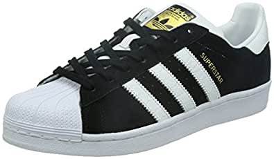 buy popular c2f05 b6d4c ... Casual Shoes · Sneakers  adidas Originals Men s Superstar East River  Rivalry Core Black and Gold Leather