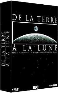 De la terre à la lune - Coffret 4 DVD
