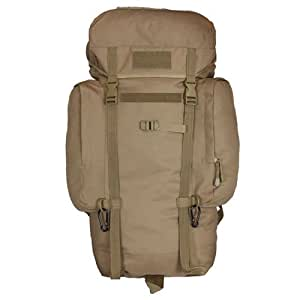 Coyote Brown Rio Grande Travel Pack 45 Liter - 25 x 13 x 12 Inches, Backpackers Backpack Bag