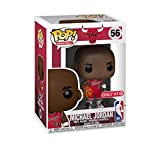 Funko Pop! Basketball 56 NBA Michael Jordan Chicago Bulls Red Rookie Uniform