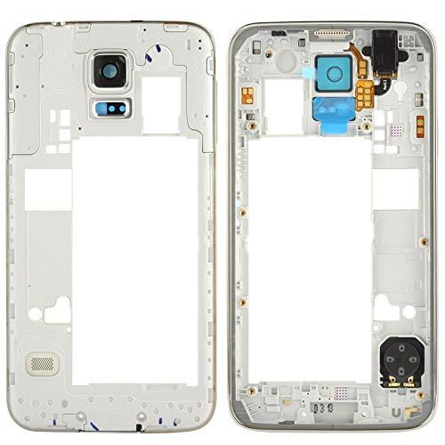 Oem-platine (Seetang Reparatur & Ersatzteile Mittlere Platine für OEM-Version mit Knopfkabel für Galaxy S5 / G900 (Farbe : Color2))