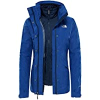 The North Face W Naslund Tri Jacket Sodalite Blue/Urban Navy