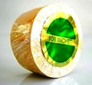 """Brown Liner Cloth tape Roll 3/4""""x 3 Yard Roll by Walker Tape"""