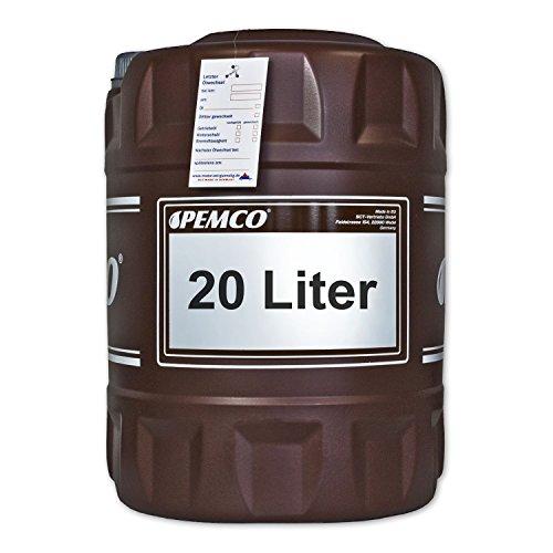 1 x 20L PEMCO iDRIVE 102 20W-50 API SL CF / Universal Motoröl Oldtimer Newtimer