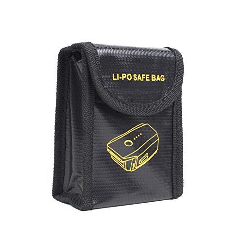 Soulitem Explosionssicherer sicherer Beutel-Kasten Lipo-Batterie-feuerverzögernder Beutel für DJI Pro-Luft-Funken-Brummen -