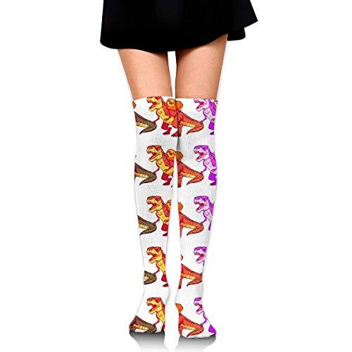 jhuulse 115 Party Outdoor Erholung Dekor Socken, Winter Herbst Kniehohe Stiefel Strumpf