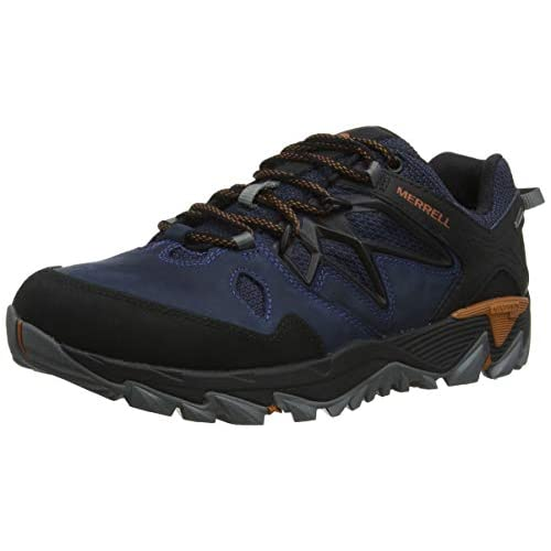 41cEAGDK3XL. SS500  - Merrell Men's All Out Blaze 2 GTX Low Rise Hiking Boots