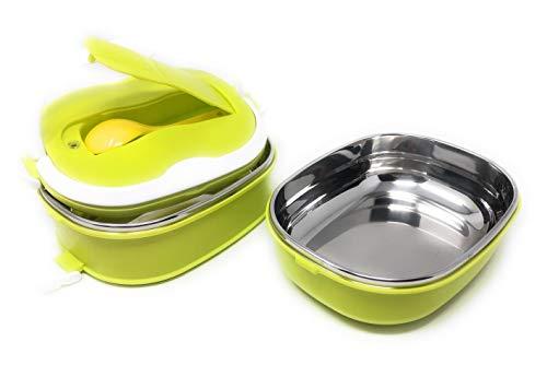 Happy friends - contenitore termico per alimenti - interni in acciaio inox - 1600 ml