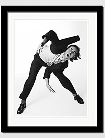 Paul Smith / Maximo Park - Fine Art Poster (16.5