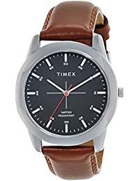 Timex Analog Black Dial Men's Watch-TW00ZR264E