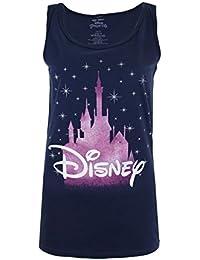Disney Damen Sweatshirt Castle