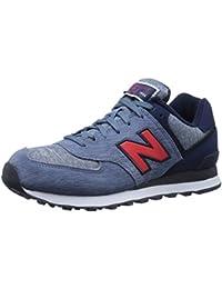 New Balance Zapatillas Nbkv574P3P Azul/Fucsia EU 28 (US 10.5)