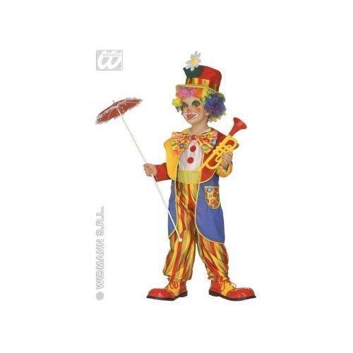 r Clown Gr. 110 (Süße Clown Kostüme Für Kinder)
