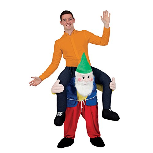 "Preisvergleich Produktbild ""Carry Me"" Mascot - GNOME Costume Funny Fancy Dress"