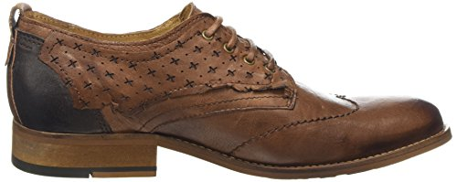 Yellow Cab Herren Fresh M Derby Braun (Tan)