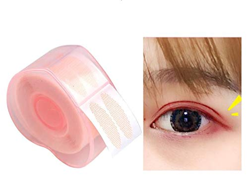 Alitrade Double Eyelid Invisible Lace Tape Stickers-300 Pairs