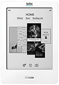 Kobo eReader Touch Edition 15,2cm (6'') 2GB silver
