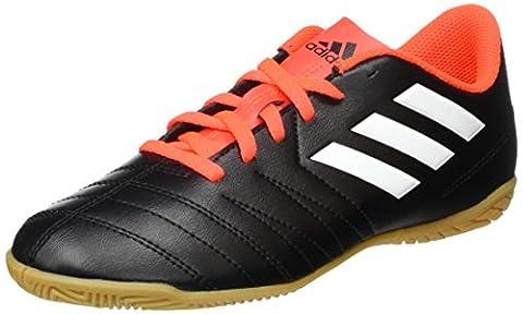 Adidas Unisex-Kinder Copaletto in Jr Fußballschuhe, Schwarz (Schwarz/Weiß/Rot), 36