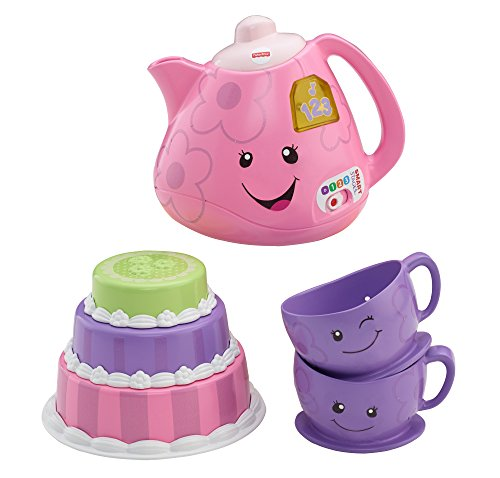 Fisher-Price Laugh and Learn Smart Stages Tea