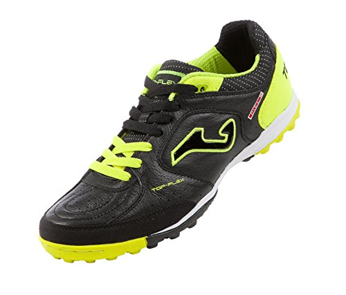Joma , chaussures basses homme - BLACK/FLUOR