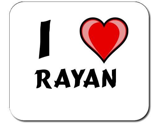 tapis-de-souris-decore-avec-prenom-nom-surnom-i-love-rayan