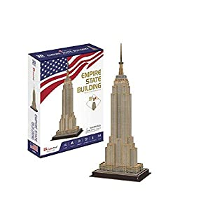 Cubic Fun- Puzzle 3D Empire State Building (771C246)