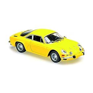"Minichamps 940113601 Maxichamps 1:43 Yellow Renault Alpine A110 1971"" - Modelo para Coche"