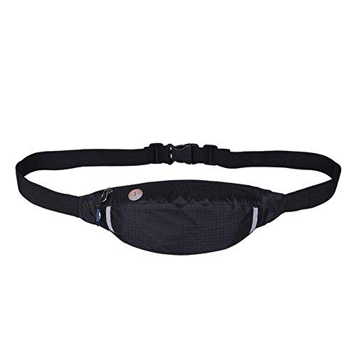 BUSL fanny Touren Packs Taschen Outdoor-Sport Männer und Frauen Joggen Musik-Handy-Paket Fitness-Zertifikate enthalten Reiten i