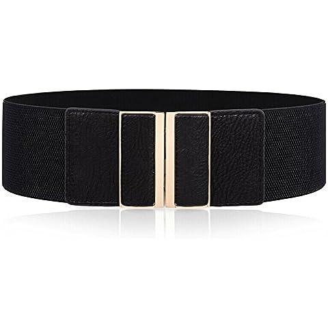 Signora breve cintura/Elastica cintura decorativa/Cintura Estate Joker-I