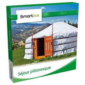 Coffret cadeau Smartbox - Séjour pittoresque
