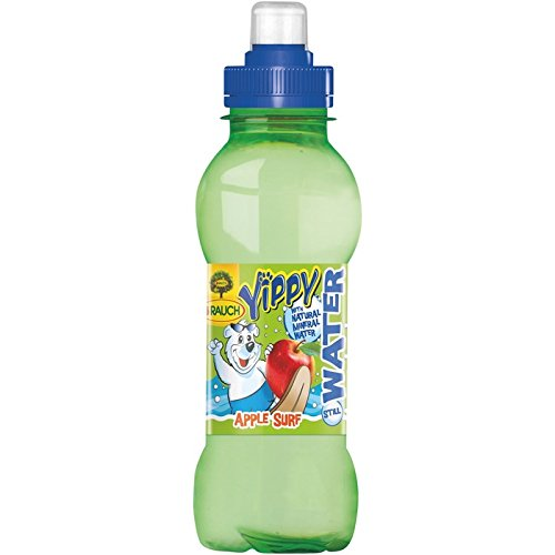Rauch Yippy Water Apfel 12 x 0,33l PET