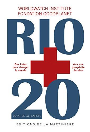 Rio+20 L'état de la planète
