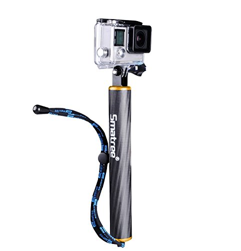 smatree-smapole-f1-waterproof-floating-carbon-fiber-hand-grip-for-gopro-hero-5-4-3-3-2-1-golden