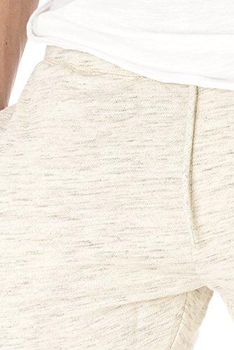 ONLY & SONS Herren Onsgonzalo Sweat Shorts Grigio Melange