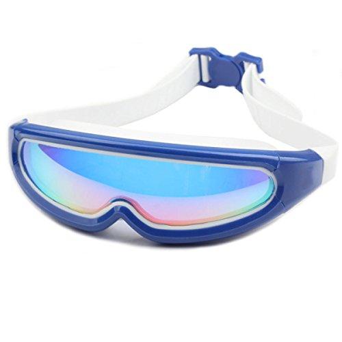 288 Beschichtung Einheitliche Schutzbrille Ein Großer Block Anti-fog - Große Schwimmen-schutzbrillen