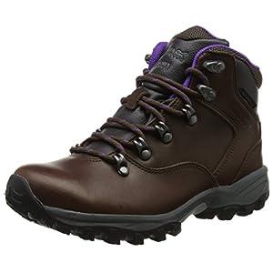 41cETEojNiL. SS300  - Regatta Lady Bainsford, Women's High Rise Hiking Boots
