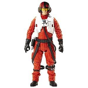 Star Wars - El Despertar de la Fuerza - Figura 45cm, PoE Dameron (90824-EU-PLY)