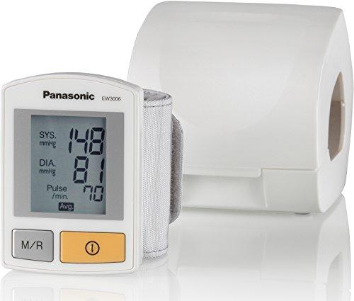 Panasonic Blutdruckmessgerät für das Handgelenk EW3006
