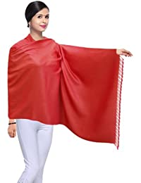 Fashionable Plain Cotton Scarf for Women